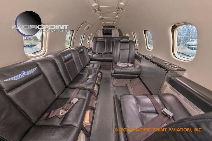 292174 6466a0c87c3457b9995ae63d66c137ba 920X485 - Bombardier Learjet 35A
