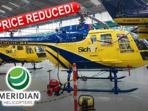 Airbus/Eurocopter BO 105C купить бу