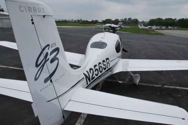 Cirrus SR22 G3 GTS купить бу