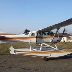 Cessna Turbo 206H Stationair купить бу