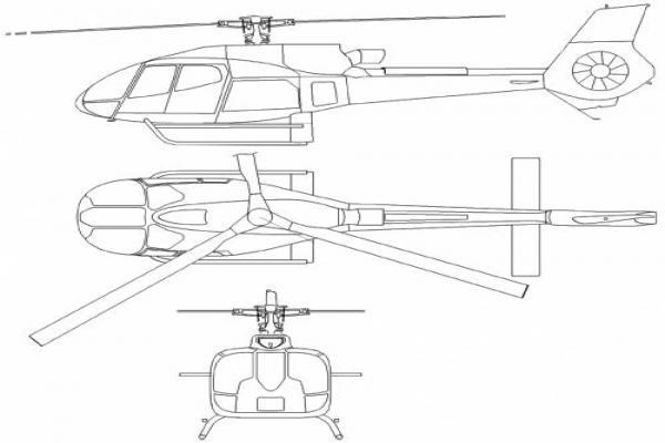 Airbus/Eurocopter EC 130B4 купить бу