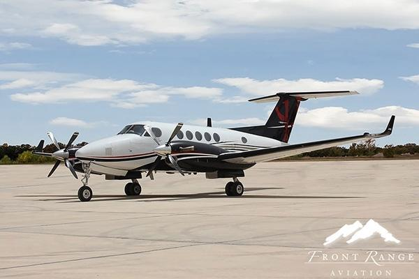 Beechcraft King Air B200 купить бу