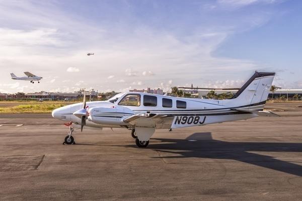 Beechcraft G58 Baron купить бу