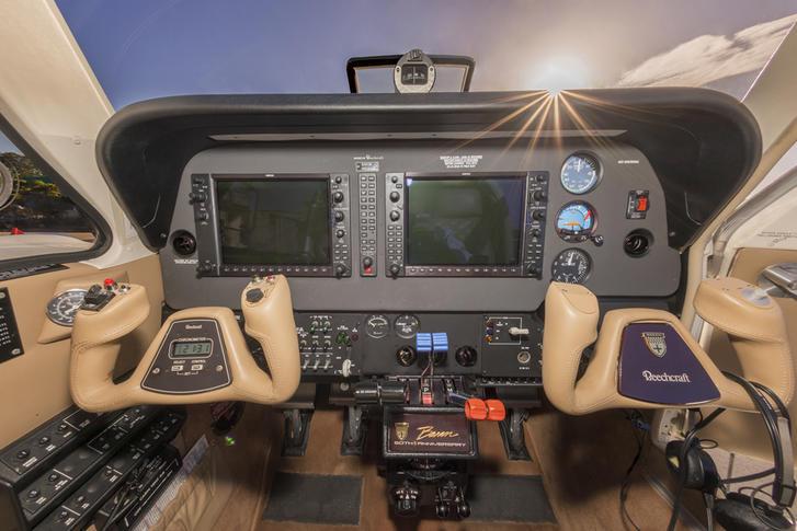 292829 1ed3c7e5c64b0b7357bf3931638e7ffa 920X485 - Beechcraft G58 Baron