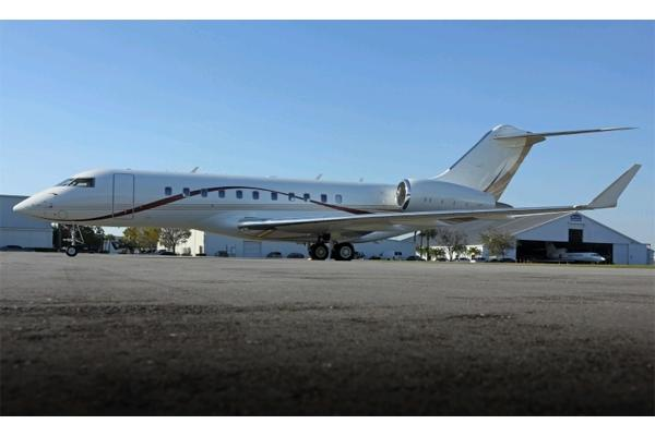 Bombardier Global 5000 купить бу