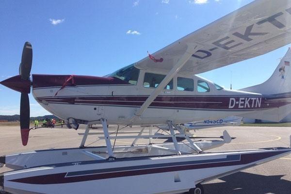 Cessna 206 купить бу
