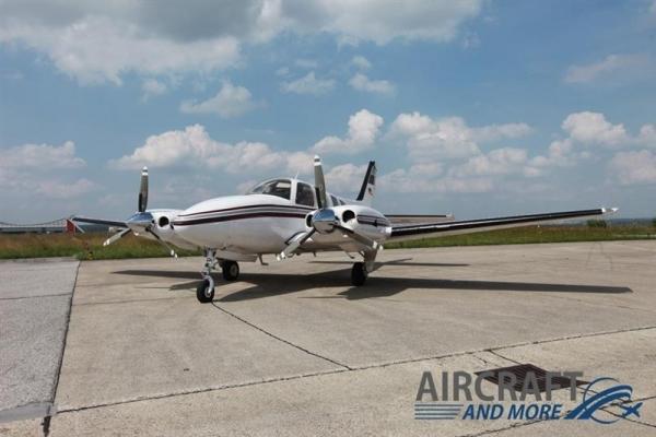 Beechcraft 58P Baron купить бу