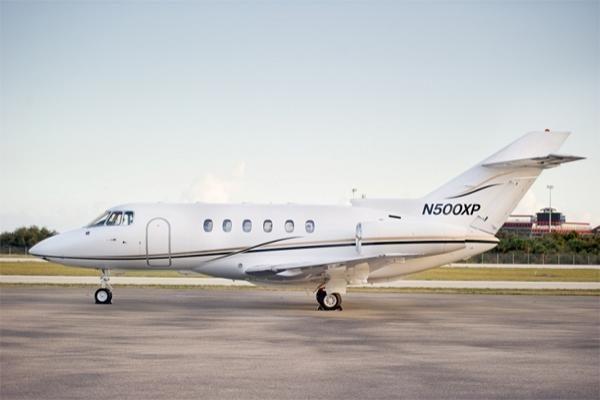 Hawker Beechcraft 800XP купить бу