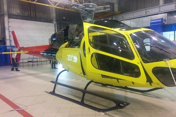 Airbus/Eurocopter AS 355NP купить бу