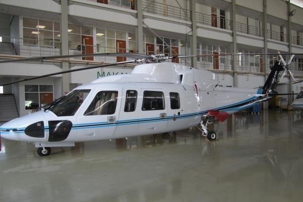 Sikorsky S-76A++ купить бу