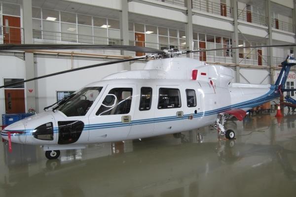 Sikorsky S-76C купить бу