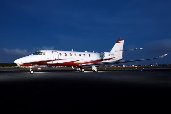 Cessna Citation Sovereign+ купить бу