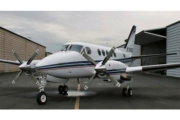 Beechcraft King Air B100 купить бу