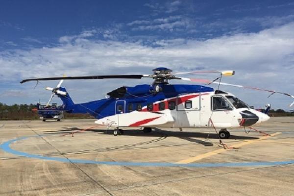 Sikorsky S-92 купить бу