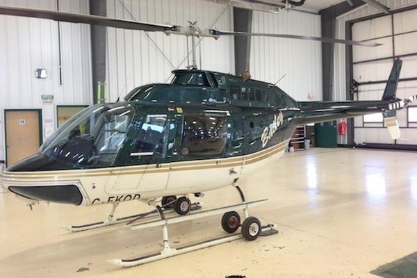 Bell 206B купить бу