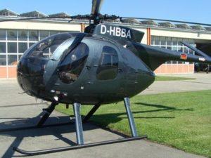 McDonnell Douglas Helicopter 500C купить бу