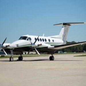 Beechcraft King Air 300 купить бу