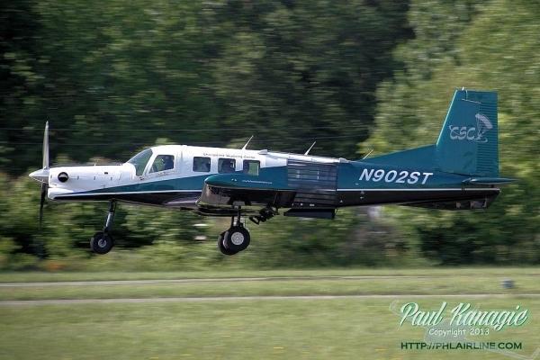 Pacific Aerospace P-750 XSTOL купить бу
