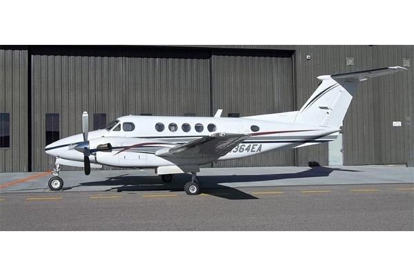 Beechcraft King Air 200 купить бу