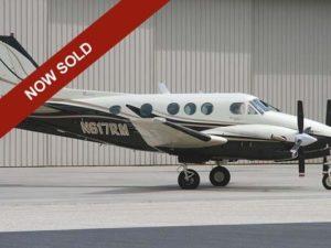 Beechcraft King Air C90A купить бу