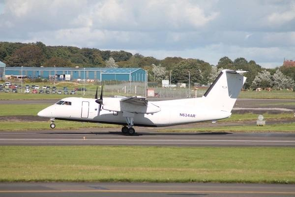 De Havilland DHC-8 купить бу