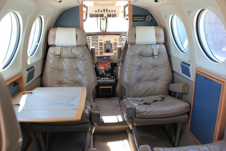 294101 72186f7162f96eccc7042cde35c8a1bb 920X485 - Beechcraft King Air C90A