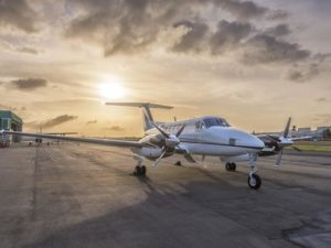 Beechcraft King Air B200GT купить бу