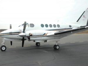 Beechcraft King Air 100 купить бу