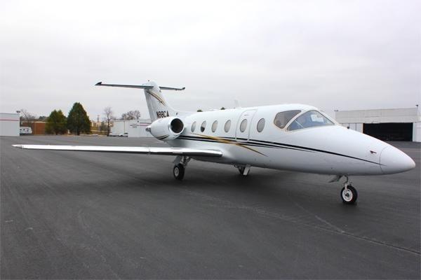 Hawker Beechcraft 400A купить бу