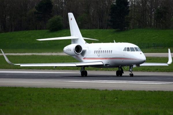 Dassault Falcon 2000LXS купить бу