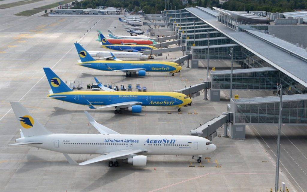 Ae`roport Borispol 1024x639 - Аэропорты Украины