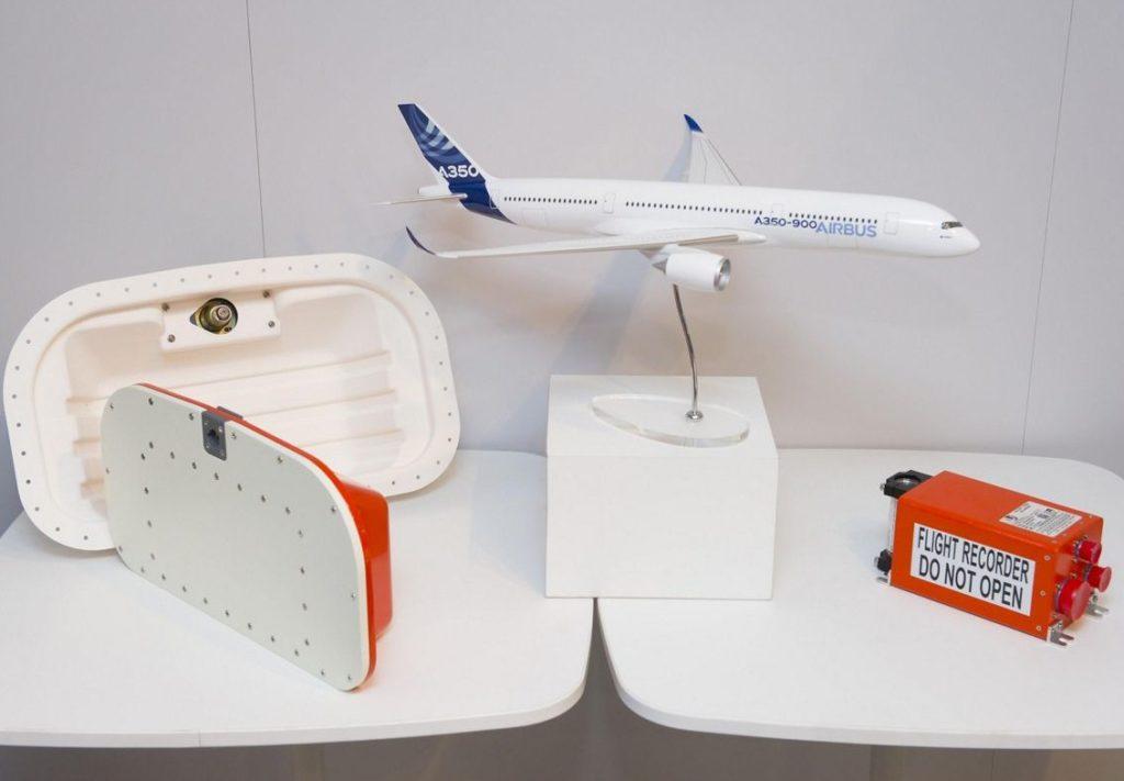 Лайнеры Airbus получат бортовые самописцы нового поколения