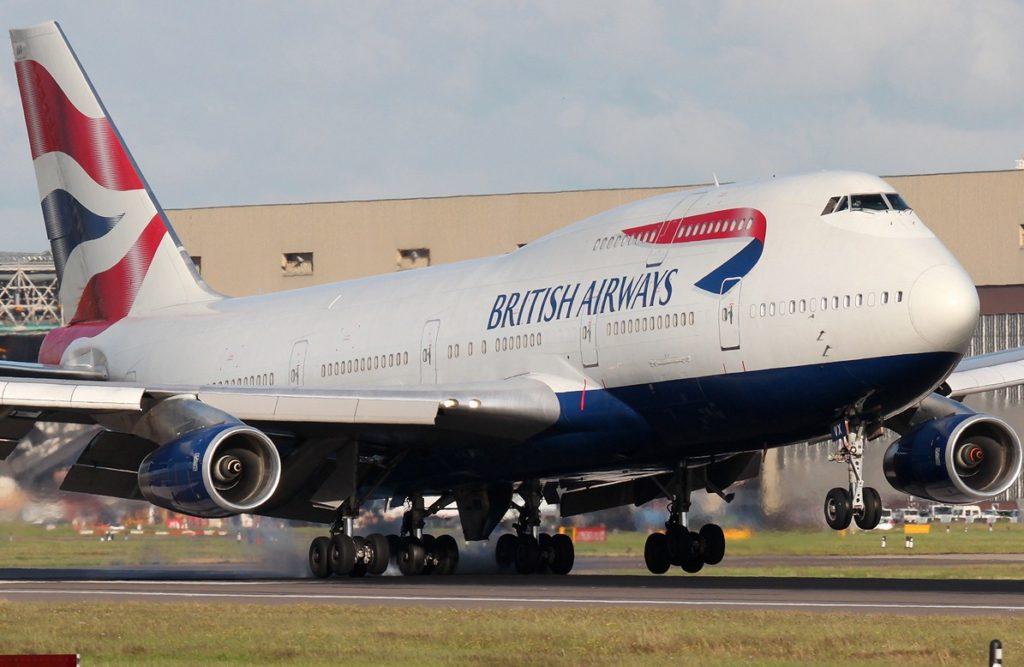 British Airways 1024x667 - Сотрудники British Airways объявили о забастовке