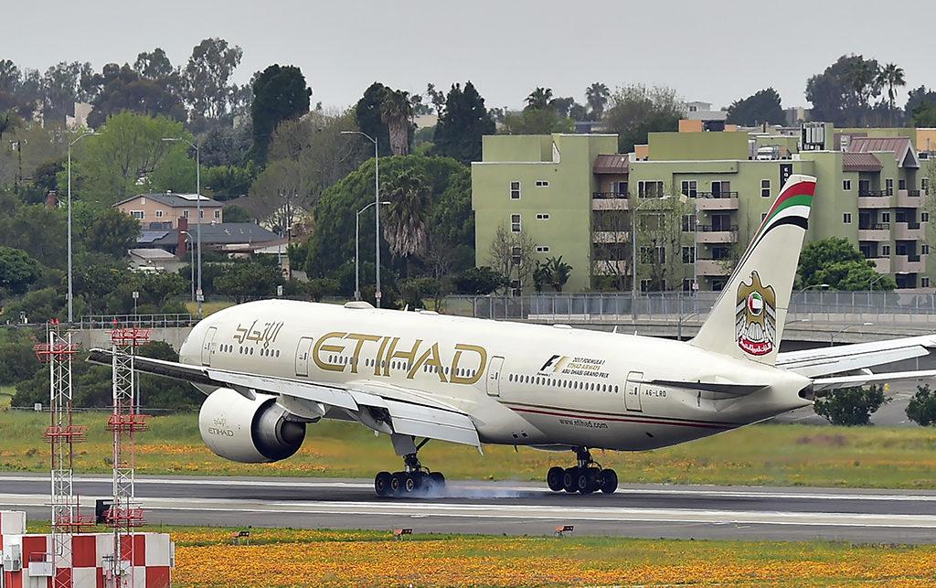 Etihad Airways 1 1024x643 - Etihad Airways предлагает пассажирам платить за свободные места в лайнере