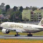 Etihad Airways предлагает пассажирам платить за свободные места в лайнере