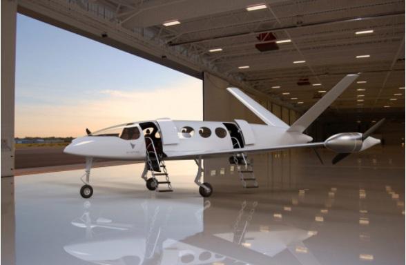 Eviation Aircraft - Электрический самолет бизнес-класса