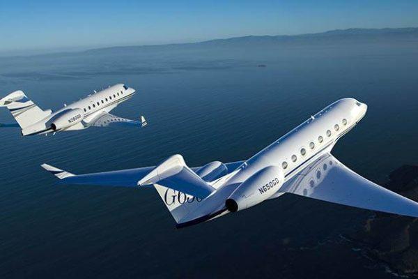 Самолеты Gulfstream