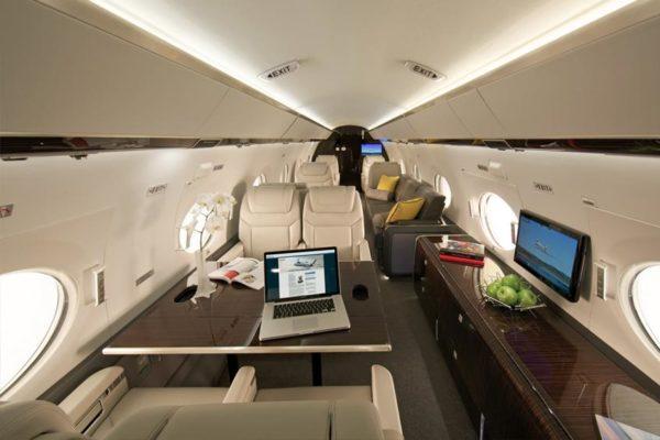 Gulfstream G650 PrivateFly AA9578 600x400 - Gulfstream G650