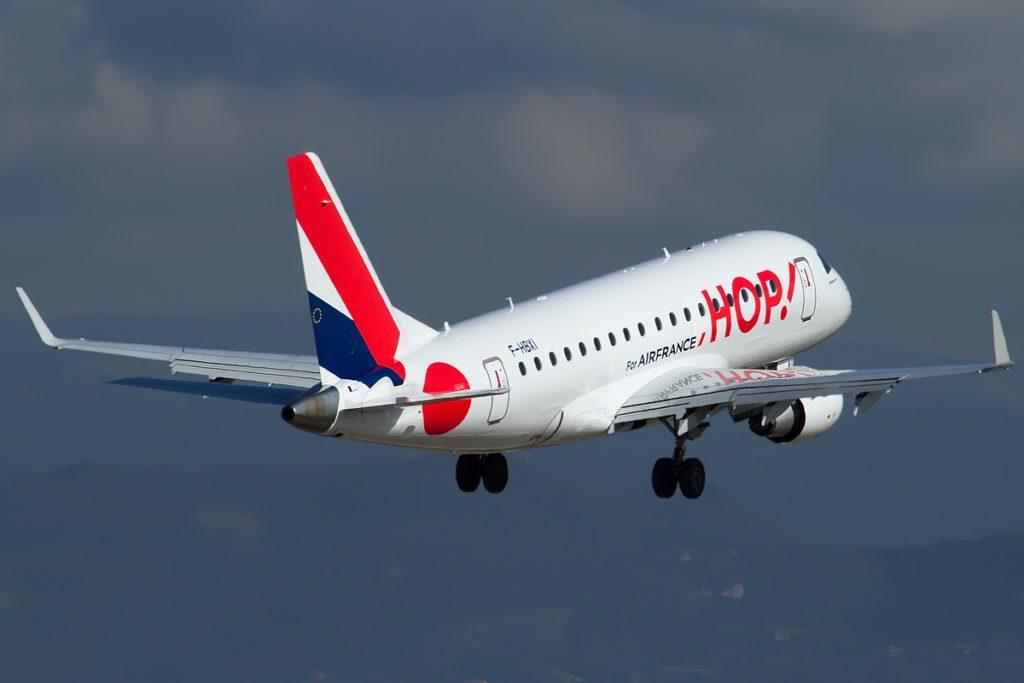 HOP Air France 1024x683 - HOP! Air France продаст 320 тысяч билетов по 39 евро