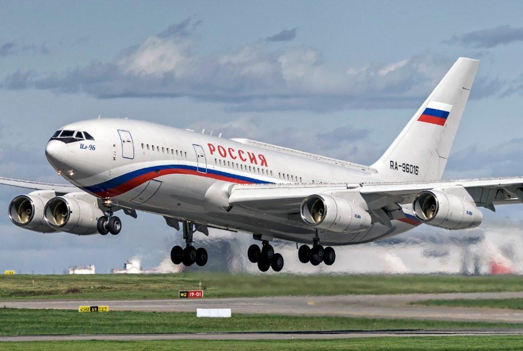 IL 96   300 PU 1 1024x687 - Два «президентских» Ил-96−300 построят воронежские авиастроители