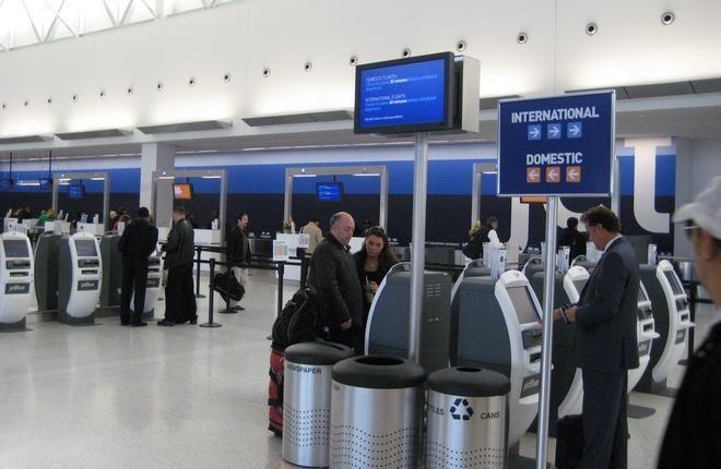 JetBlu1 - JetBlue намеревается внедрить биометрический выход на посадку