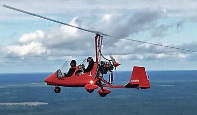 John Dayton M22 Magni - Куба открывается для частной авиации