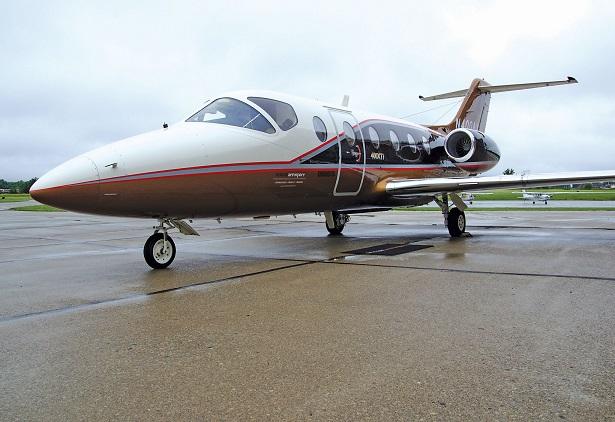 Nextant 400XTi - Time Air приступил к эксплуатации пятого Nextant 400XTi