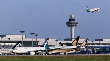 Port lotniczy Singapur Changi.preview - Лучшие аэропорты мира