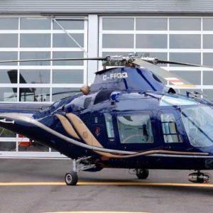 Agusta A109A MK II купить бу