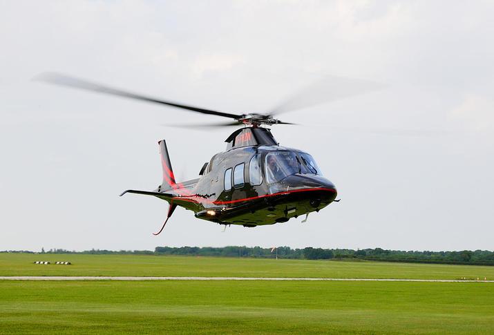 Agusta A109S Grand купить бу