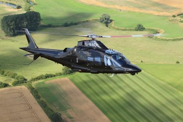 Agusta AW109 Grand New купить бу