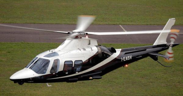Agusta AW109SP купить бу