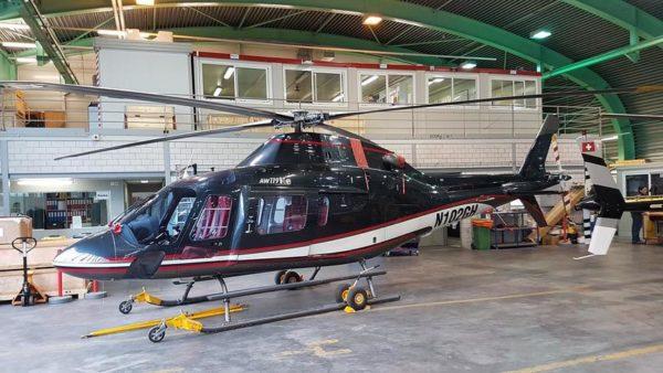 Agusta AW119 KE KOALA купить бу