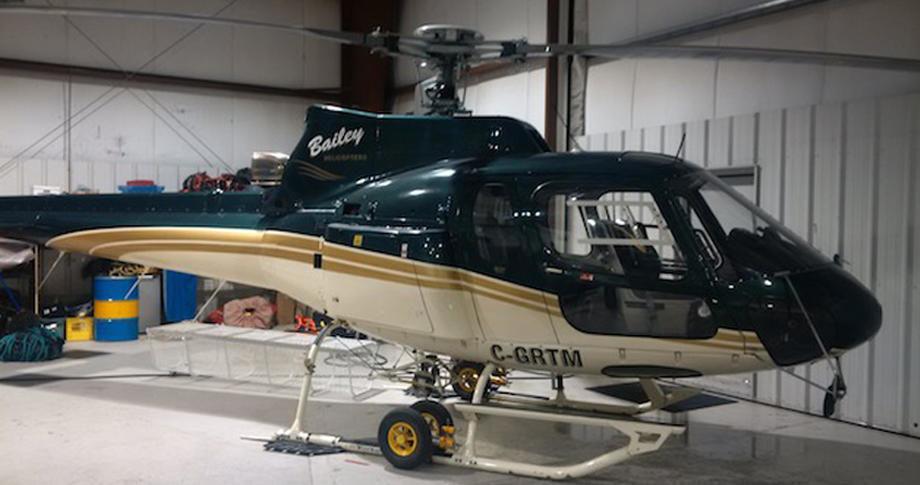 Airbus/Eurocopter AS 350BA купить бу